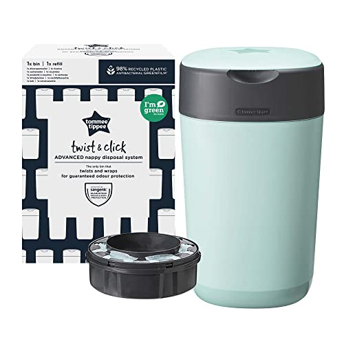 Contenedor de pañales Tommee Tippee Sangenic Click and Twist