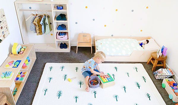 decorar con el estilo Montessori
